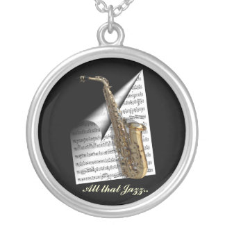 All that Jazz.. Pendant