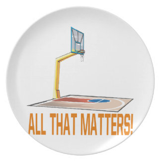 All That Matters Dinner Plate