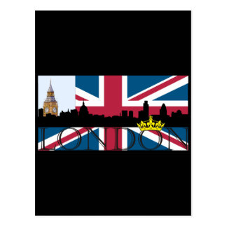 All That s London Postcard