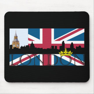 All That's London Mouse Pad