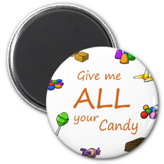 all the candy magnet