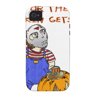 All the Candy or the Pumpkin gets it Case-Mate iPhone 4 Covers