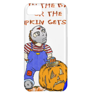 All the Candy or the Pumpkin gets it iPhone 5C Case