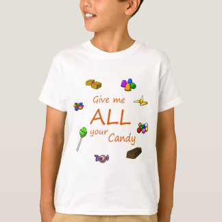 all the candy T-Shirt