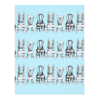 All The Chairs Letterhead