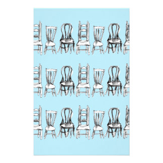 All The Chairs Stationery