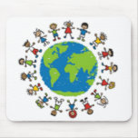All The Children of the World 2 Mouse Mats