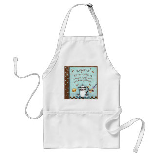 All the Coffee in Columbia Adult Apron