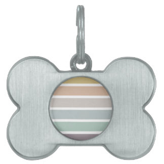 All the Colors of the Wind Pet Name Tag