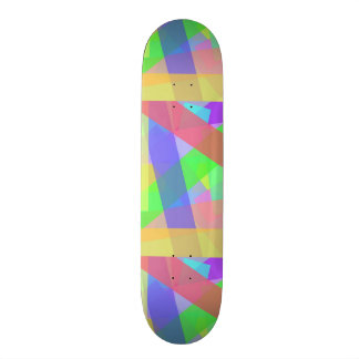 All the Colors Skateboard Deck