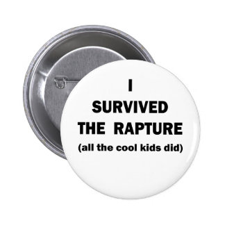 All The Cool Kids 2 Inch Round Button