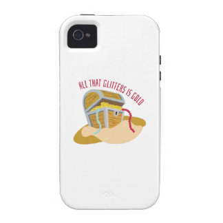 All The Glitters iPhone 4/4S Case