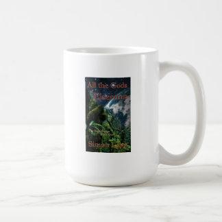 """All the Gods of Eisernon"" coffee mug"