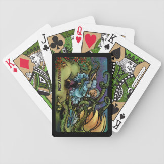 All the Growing Things playing cards