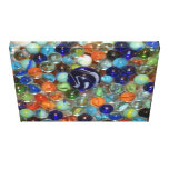All The Marbles Wrapped Canvas Stretched Canvas Prints
