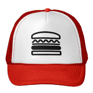 All The Meats Burger Trucker Hat