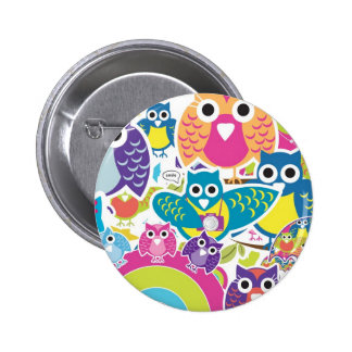 all the owls button