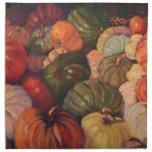All the Pretty Pumpkins, Half Moon Bay Printed Napkin