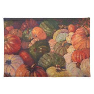 All the Pretty Pumpkins, Half Moon Bay Placemat