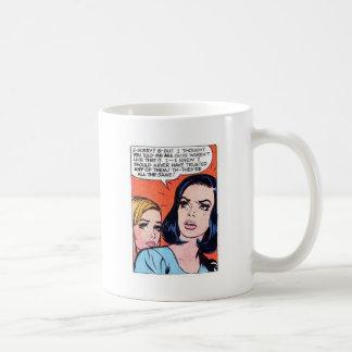 all the same coffee mug