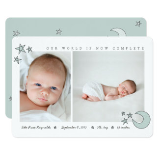 all the stars in the sky-mint card
