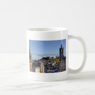 All the way to Calton Hill Coffee Mugs
