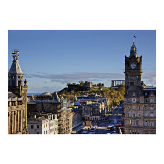 All the way to Calton Hill Poster