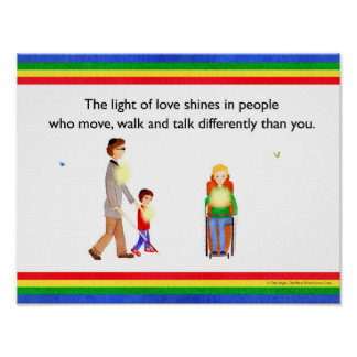 All the Ways People, walk, talk and move Poster