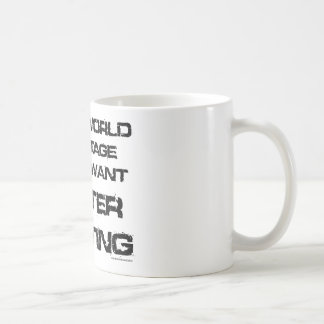 All the world is a stage mugs