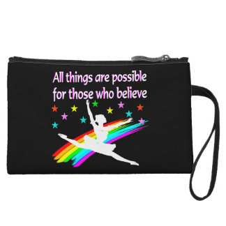 ALL THINGS ARE POSSIBLE DANCER DESIGN WRISTLETS