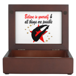 ALL THINGS ARE POSSIBLE FOR THIS DIVER DESIGN MEMORY BOX
