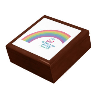 All Things are Possible Trinket Box