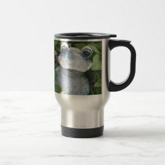 All Things Froggy Travel Mug