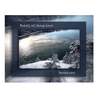 All Things Have Become New Postcards