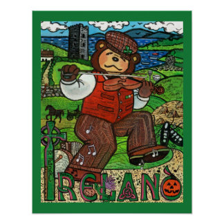All Things Ireland Posters