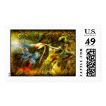 All Things New Postage Stamp