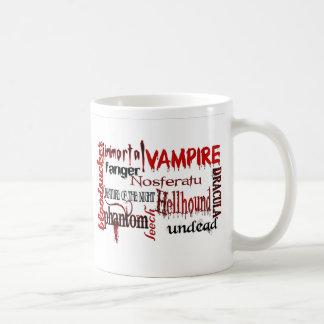 All things Vampire Mugs