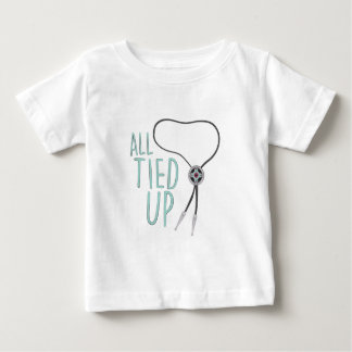 All Tied Up Baby T-Shirt