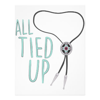 All Tied Up Letterhead
