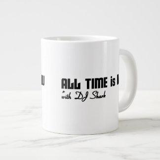 All Time is Now - Velvet 1967 Giant Coffee Mug