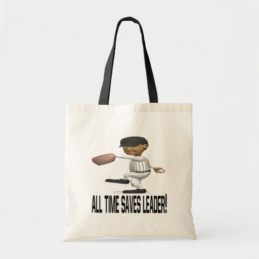 All Time Saves Leader Bags