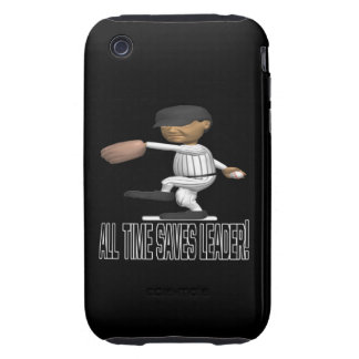 All Time Saves Leader iPhone 3 Tough Cover
