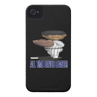 All Time Saves Leader iPhone 4 Cover