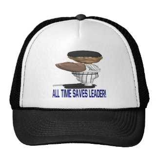 All Time Saves Leader Trucker Hat