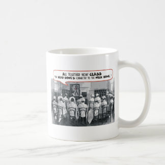 All Together Now Nursing Class Classic White Coffee Mug