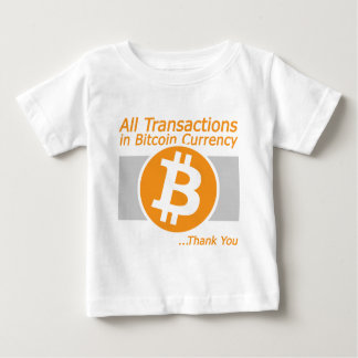 All Transaction in Bitcoin Currency Type 01 Shirt
