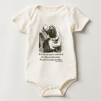 All Truths Baby Bodysuit