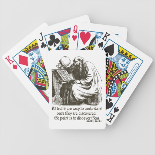 All Truths Bicycle Playing Cards