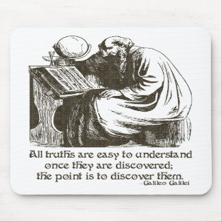 All Truths Mouse Pad