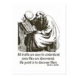 All Truths Postcard